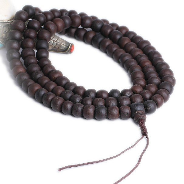 Bodhi Seeds Mala Buddhist 108 Prayer Beads Mala