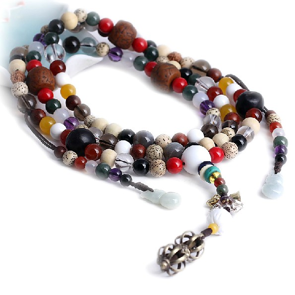 Bodhi Mala Tibetan Mala 108 Prayer Beads