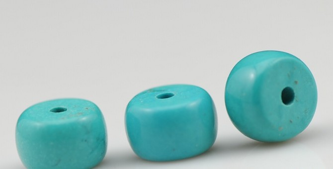 turquoise beads tibetan malas' spacer beads